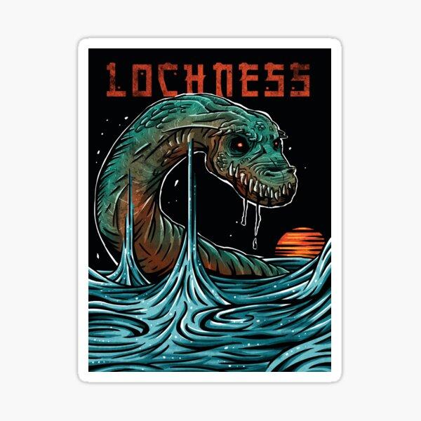 Lochness Sticker