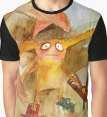 Eaten By Desires Graphic T-Shirt