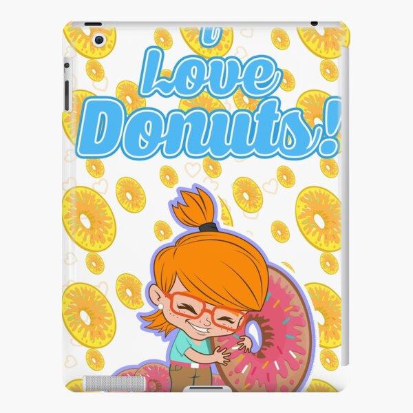 I love Donuts! iPad Snap Case