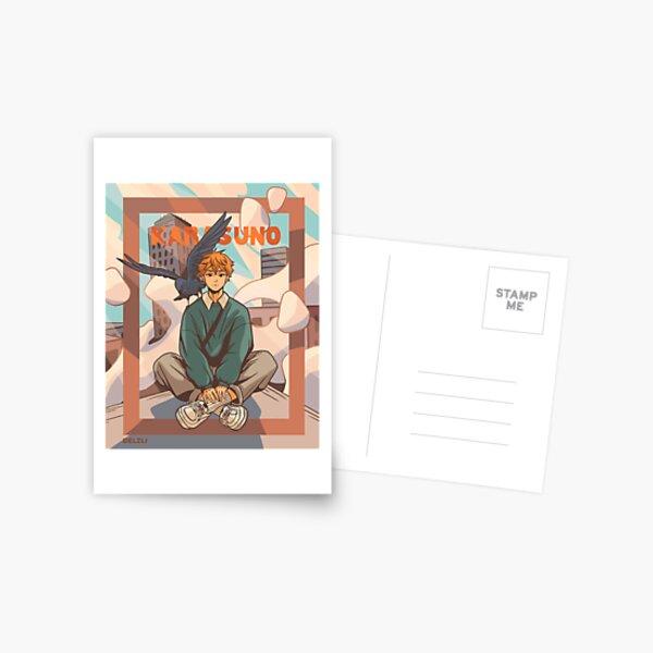 Hinata Shoyo Postcard