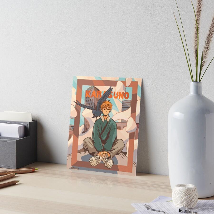 Hinata Shoyo Art Board Print