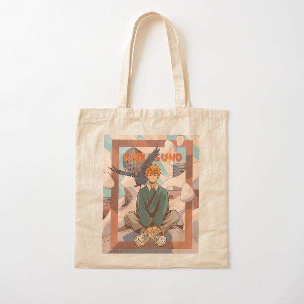 Hinata Shoyo Cotton Tote Bag