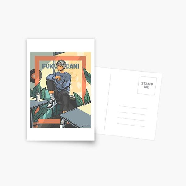 Bokuto Koutarou Carte postale