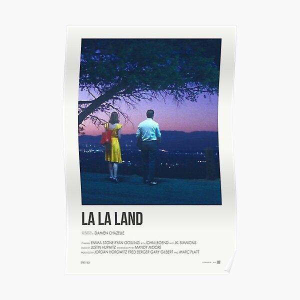 la la land cinta love -  Poster