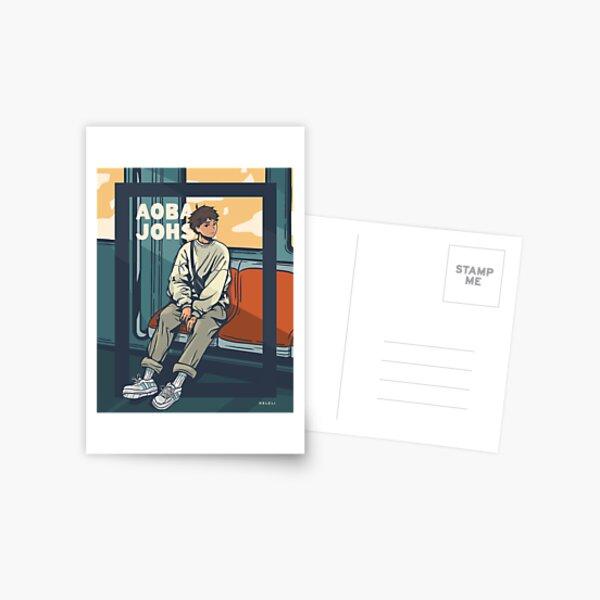 Oikawa Tooru Postcard
