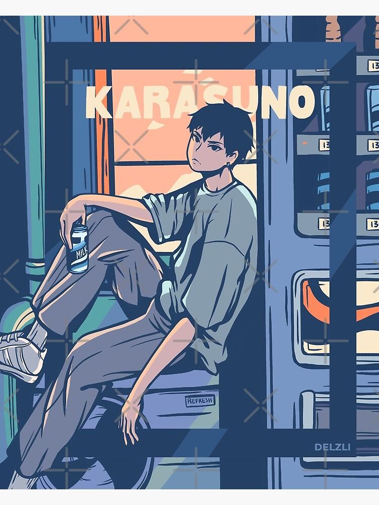 Kageyama Tobio by delzli