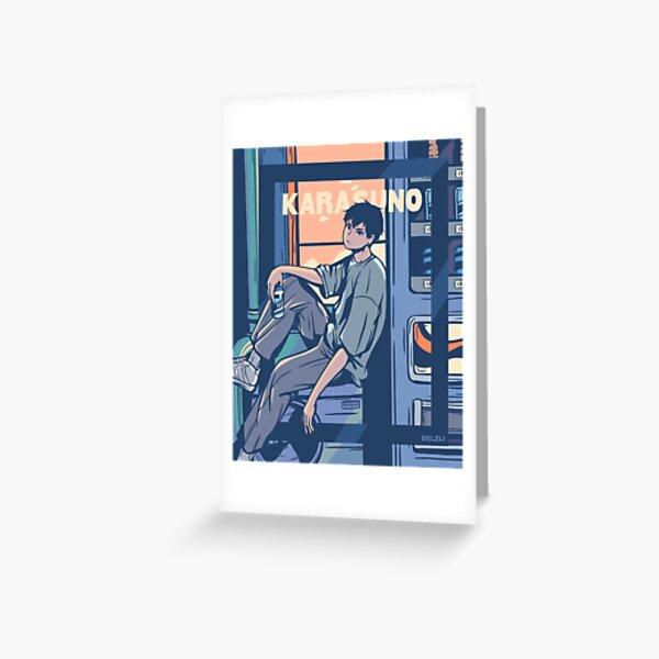 Kageyama Tobio Carte de vœux