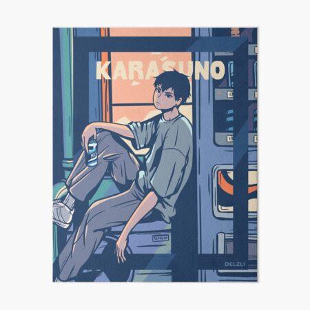 Kageyama Tobio Lámina rígida