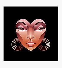 Love Uhura Photographic Print