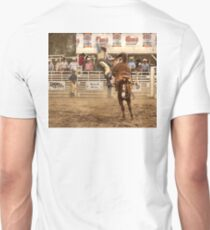 Rodeo Cowboy is Thrown from his Horse T-Shirt