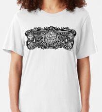Dice Deco D20 Slim Fit T-Shirt