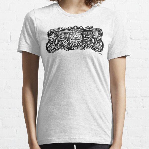 Dice Deco D20 Essential T-Shirt
