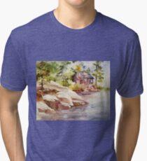 akwarelka 23 Tri-blend T-Shirt