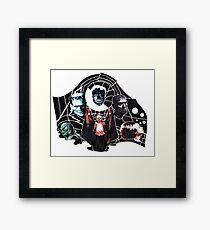 Universal Monsters Framed Print