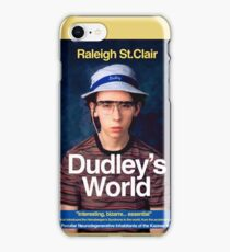 DUDLEY'S WORLD iPhone Case/Skin