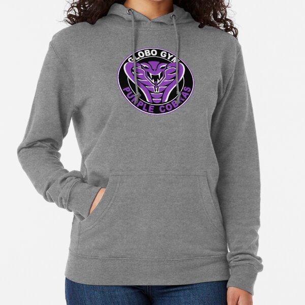 Globo Gym Purple Cobras Lightweight Hoodie