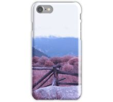 Bushes iPhone Case/Skin