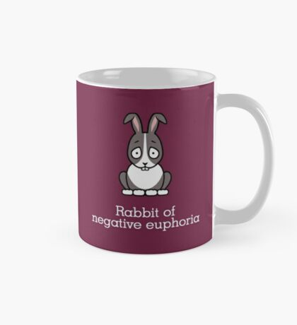 Rabbit of Negative Euphoria Mug