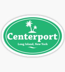 Centerport Long Island New York  Sticker