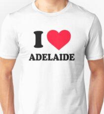 I Love Adelaide Unisex T-Shirt