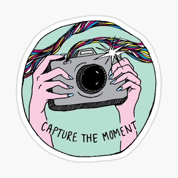 Capturez le moment Sticker