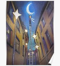 Riga Street of Stars Poster