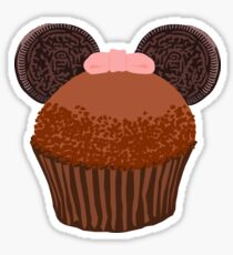 Minnie Cupcake! Sticker