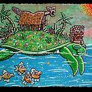 Tiki Travelers by chongolio