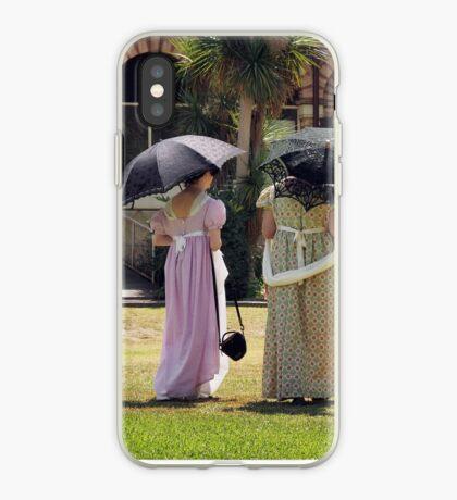 Regency Picnic iPhone Case