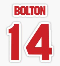 High School Musical Bolton 14 Sticker