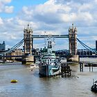 Tower Bridge by Russell Bruce