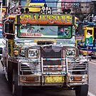 Classic Jeepney by Bo Insogna