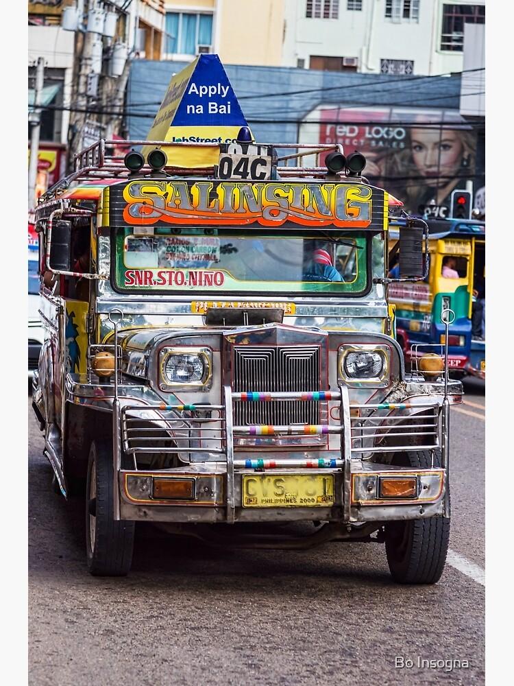 Classic Jeepney by mrbo