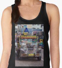 Classic Jeepney Women's Tank Top