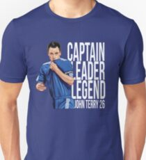 John Terry - Captain Leader Legend Unisex T-Shirt
