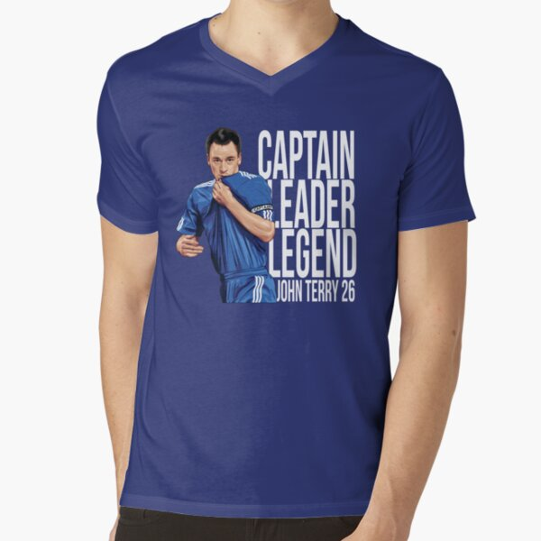 John Terry - Captain Leader Legend V-Neck T-Shirt