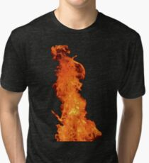 Flame Tri-blend T-Shirt
