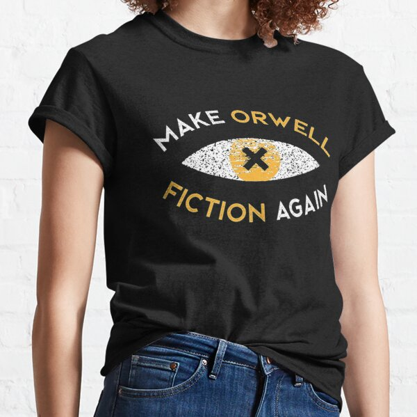 Make 1984 Fiction Again Classic T-Shirt