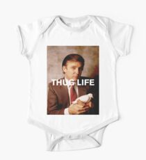 Throwback - Donald Trump Kids Clothes