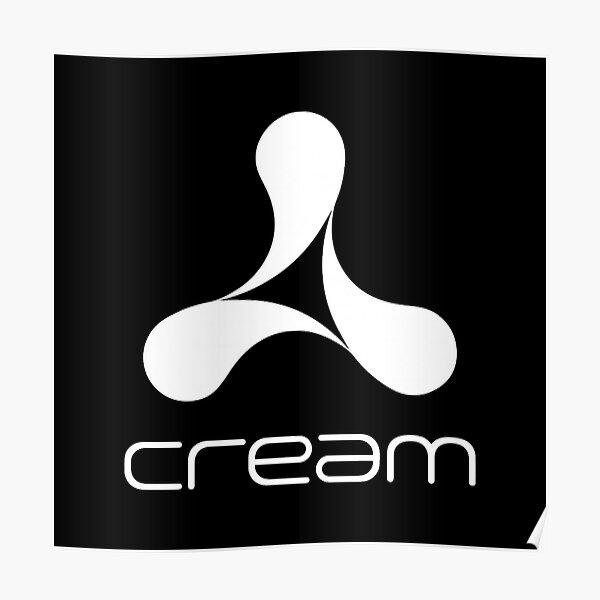Cream Nightclub Poster