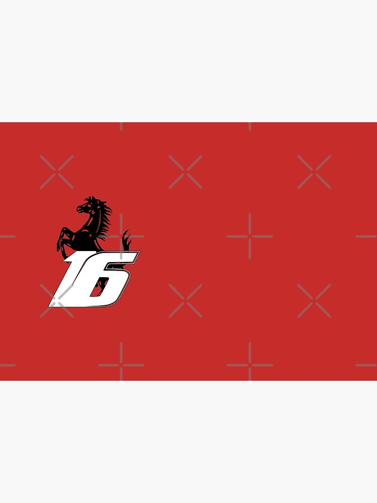 «Charles Leclerc LEC16 Formule1 2021 F1 Ferrari Car Racing» par AdanicPro