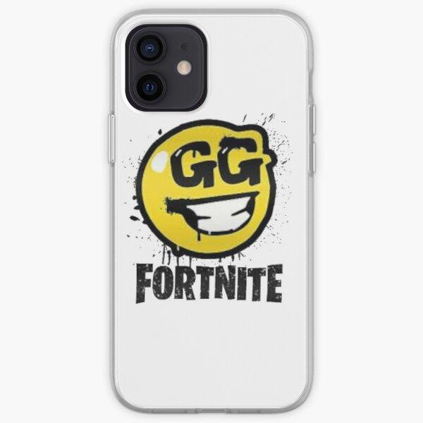 GG Fortnite Funda blanda para iPhone