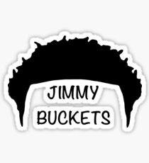 Jimmy Buckets Sticker