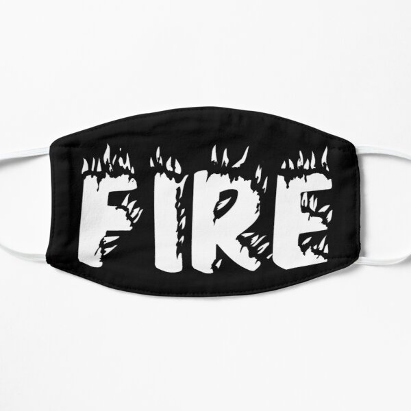 """""""Fire"""" New T-shirt Hot Meaning Mask"""