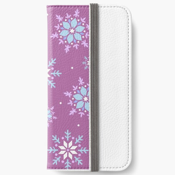Colourfull design. iPhone Wallet