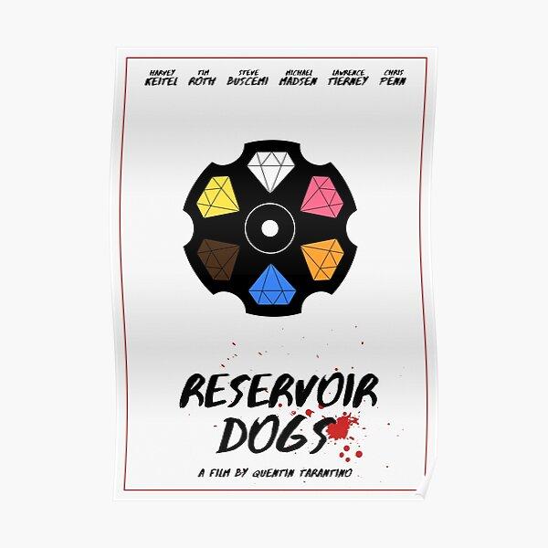 Affiche du film Reservoir Dogs Poster