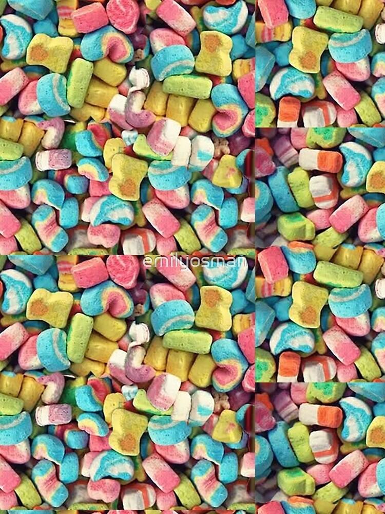 Lucky Charms Marshmallows by emilyosman