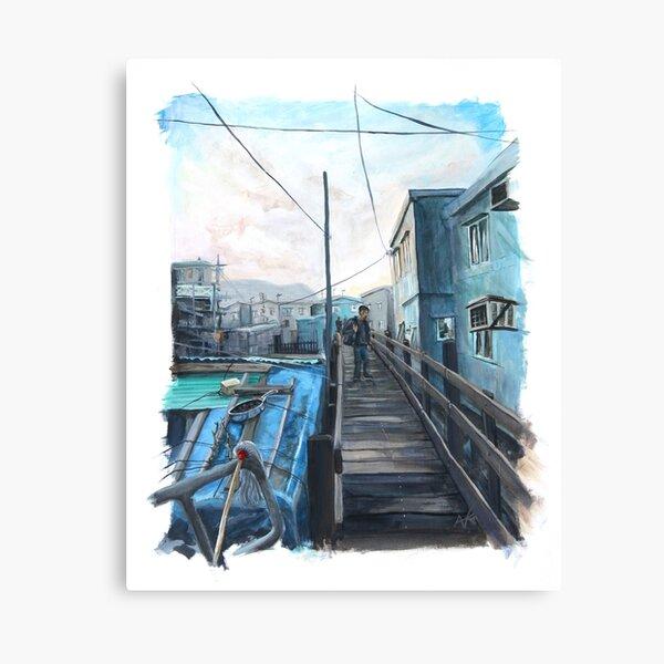 Tai O Canvas Print