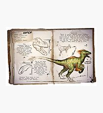 ARK: Survival Evolved - Raptor Photographic Print
