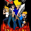 Hell Gate by YeagerComics